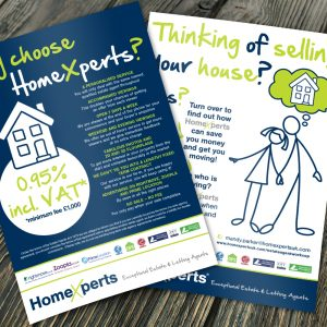 Home Experts A5 Leaflets